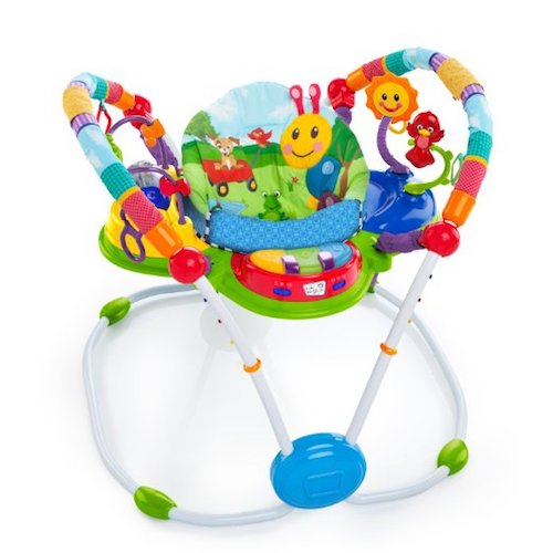 Top 10 Best Baby Einstein Jumpers in 2017 Reviews