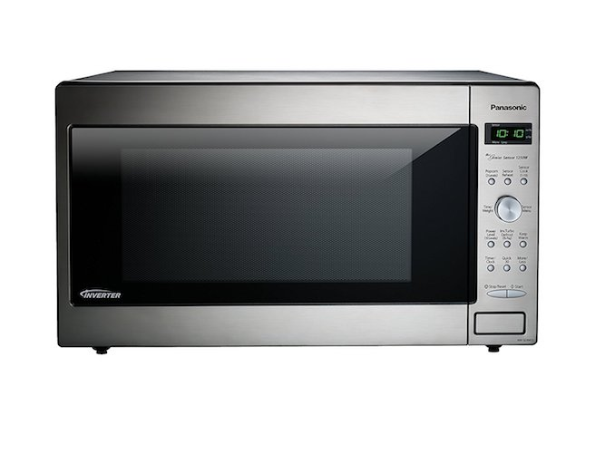 Best Microwave Convection Ovens 2. Panasonic NN-SD945S Countertop/Built-In Microwave with Inverter Technology, 2.2 cu. ft., Stainless