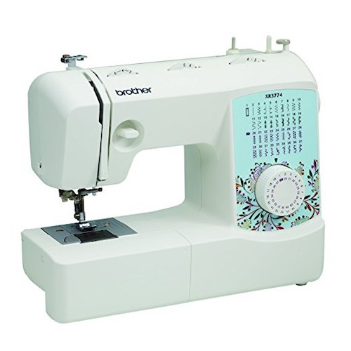 5. Brother XR3774 Full Featured Sewing And Quilting Machine With 37 Stitches