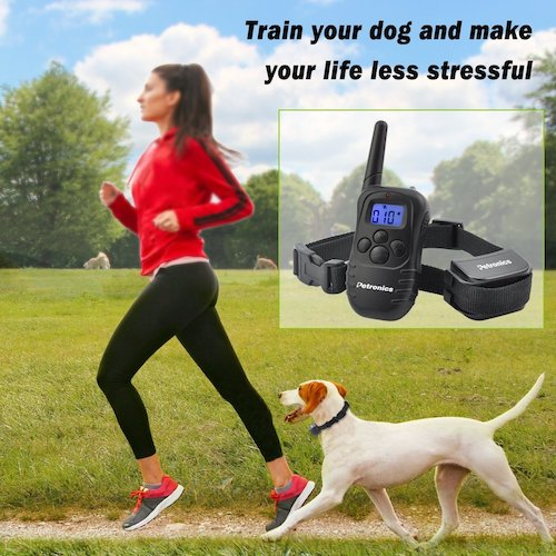 Best Dog Training Collars For Sale: 4. Petronics dog training collar