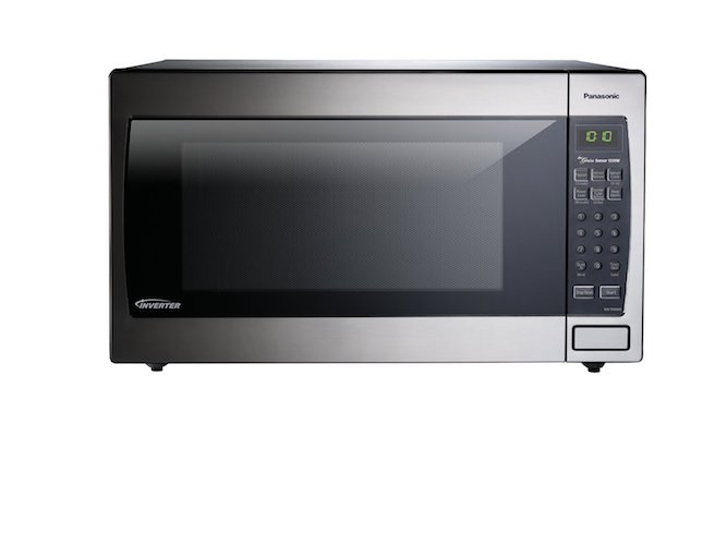 Best Microwave Convection Ovens 1. Panasonic NN-SD372S Stainless 950W 0.8 Cu. Ft. Countertop Microwave with Inverter Technology