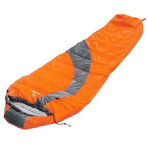 5. OuterEQ Compact Lightweight Mummy Sleeping Bag, Compression Sack Waterproof For Camping & Hiking & Backpacking