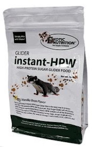 6. Instant-HPW High Protein Sugar Glider Food 8 oz.