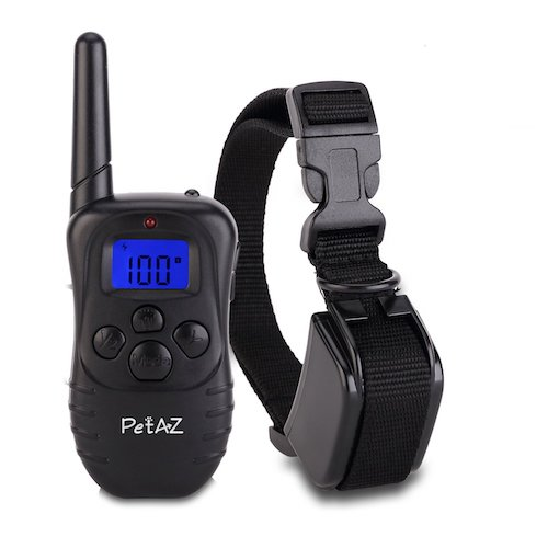 Best Dog Training Collars For Sale: 9. PetAZ Dog training collar