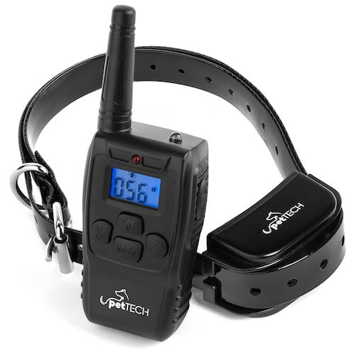 Best Dog Training Collars For Sale: 5. PetTech Remote Controlled dog training collar