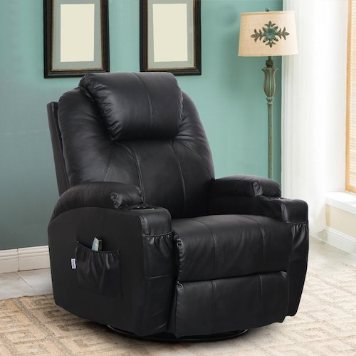 Top 10 Best Recliner Chairs For Living Room In 2018