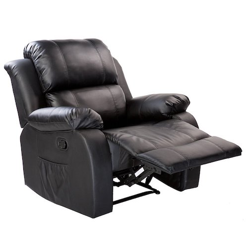 10. Merax Power Massage Reclining Chair