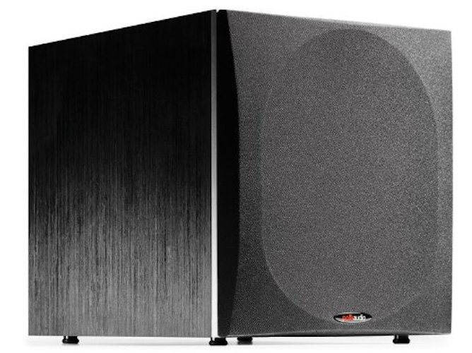 2. Polk Audio PSW505 12-Inch Powered Subwoofer (Single, Black)