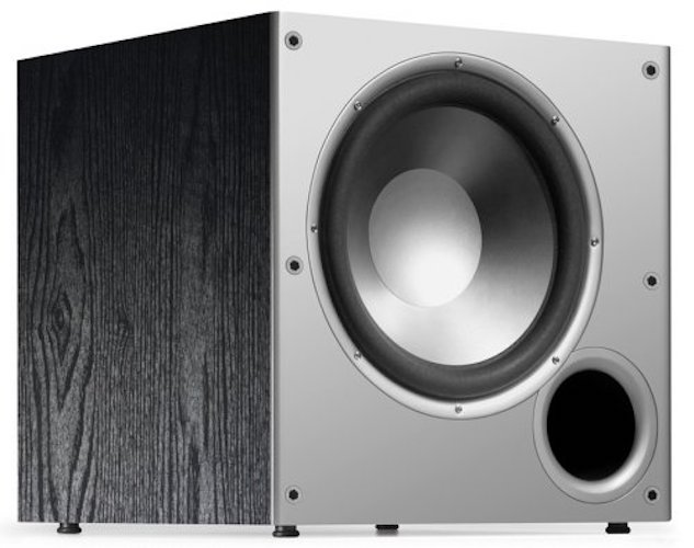 1. Polk Audio PSW10 10-Inch Powered Subwoofer (Single, Black)