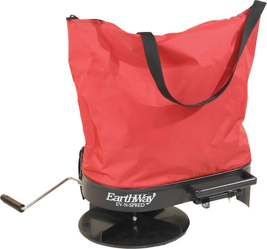 9. Garden-Outdoor Earthway 2750 Hand-Operated Bag Spreader/Seeder