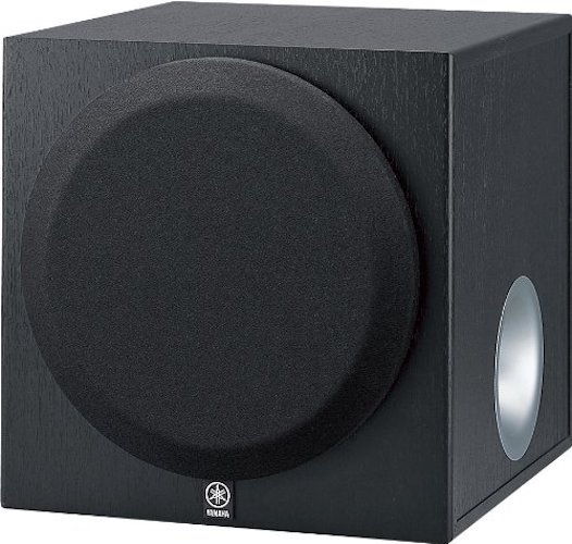 4. Yamaha YST-SW012 8-Inch Front-Firing Active Subwoofer