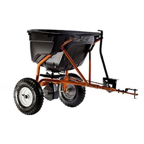 3. Agri-Fab 45-0463 130-Pound Tow Behind Broadcast Spreader