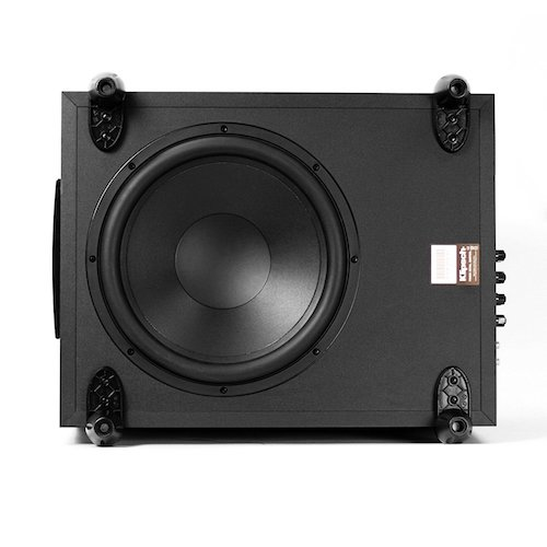 3. Klipsch Sub-12HG Synergy Series 12-Inch 300-Watt Subwoofer with High Gloss Trim (Black)