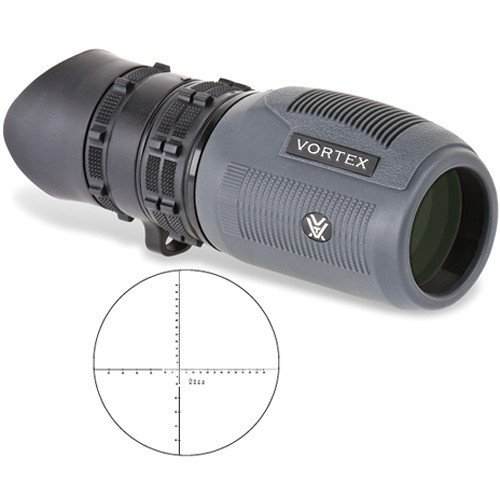 6. Vortex Optics Solo R/T Tactical Monocular with MRAD Ranging Reticle