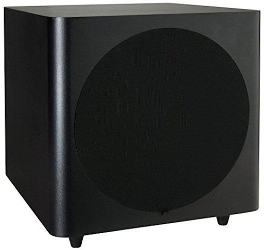 9. Dayton Audio SUB-1000 10-Inch 100 Watt Powered Subwoofer (Black)