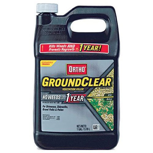 3. Ortho GroundClear Vegetation Killer Concentrate, 1-Gallon