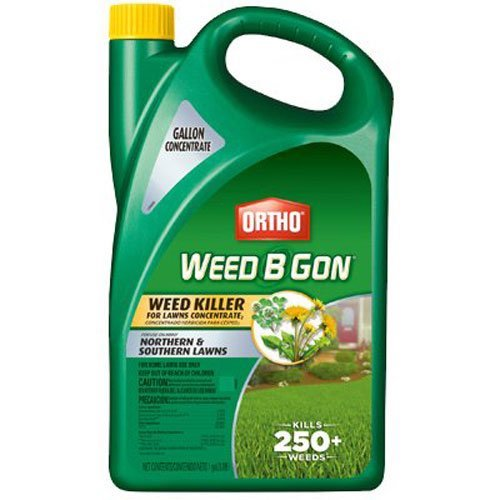 4. Ortho Weed B Gon Weed Killer for Lawns Concentrate, 1-Gallon