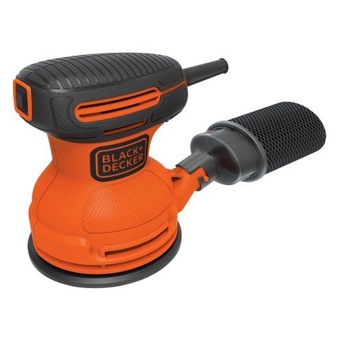 2. Black and Decker BDERO 100 random orbit sander