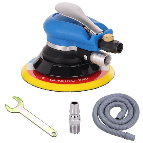 "10. Anesty 6"" Air Random Orbit Sander"
