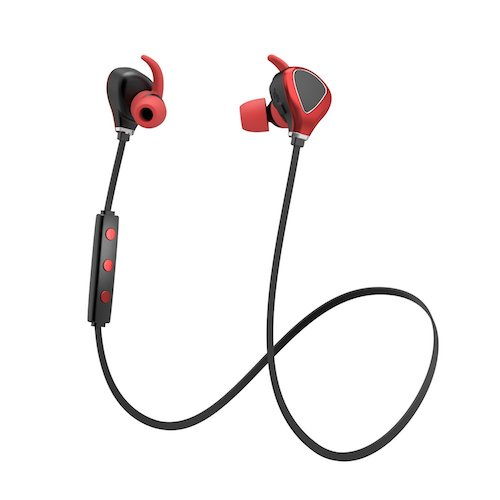 3. Yuwiss Bluetooth Headphones Wireless Magnetic In Ear Earbuds Sport Sweatproof Earphones