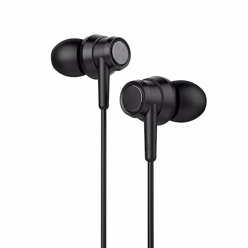 7. Wired Earbuds, BlitzWolf Graphene Earphone