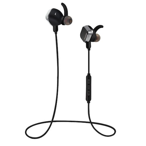 Best Earbuds Under 30: 9. Wireless Earphones, EIVOTOR Magnetic Bluetooth Headphones