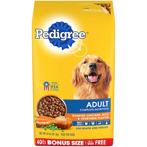 2. Pedigree complete nutrition