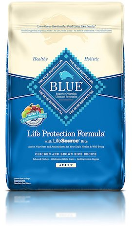 9. Blue Buffalo Life Protection