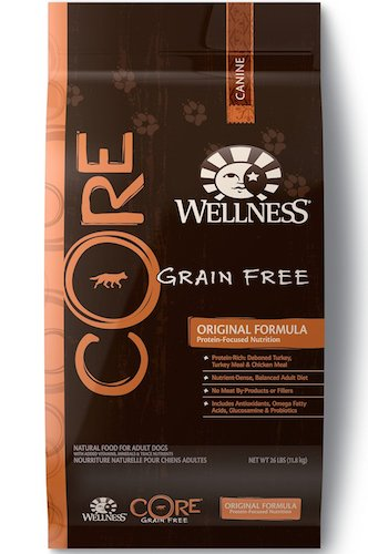 : Best Dry Dog Foods10. Wellness Core Natural Grain