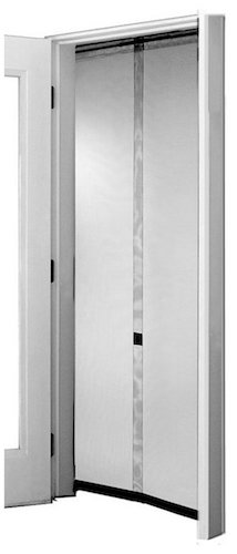 3. Bug Off 36 by 80 Instant Screen, Fits Standard Single Front Doors and 6-Foot Sliding Glass Doors