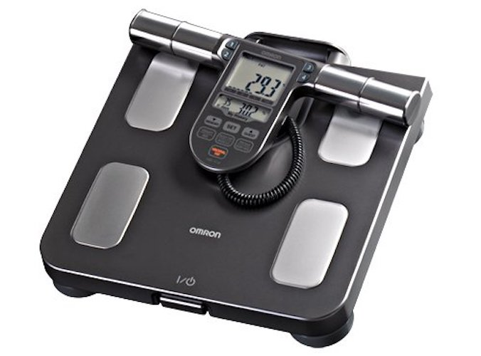 5. Omron Body Composition Monitor with Scale