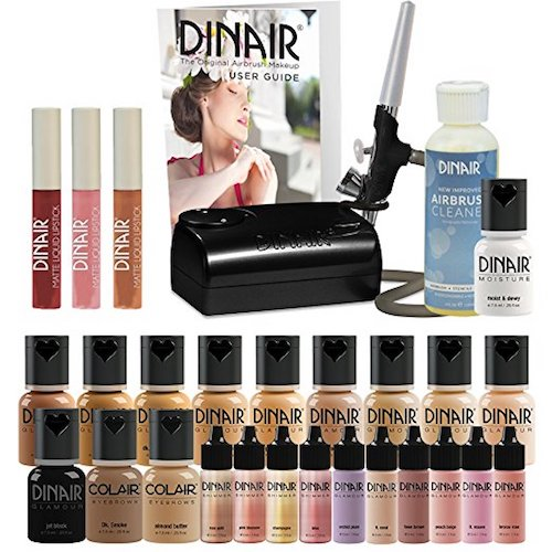 5. Dinair Airbrush Makeup Starter Kit - Fair to Medium