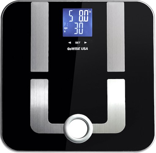 6. GoWISE USA Digital Body Fat Scale