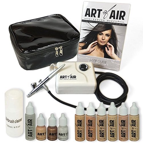 Top 10 Best Airbrush Makeup Kits in 2017 Reviews