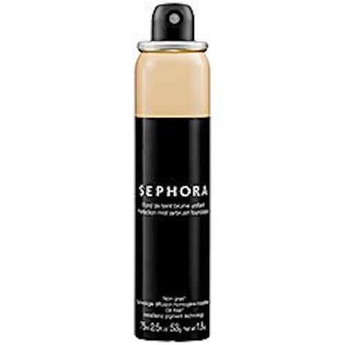 4. SEPHORA COLLECTION Perfection Mist Airbrush Foundation Medium