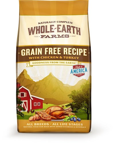 8. Whole Earth Farms Grain