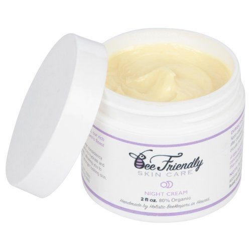 9. Best Night Cream 100% All Natural 80% Organic Night Cream