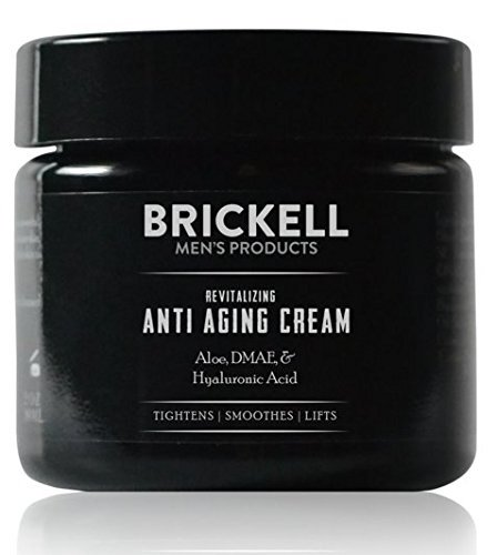 3. Brickell Men's Revitalising Anti-Aging Cream for Men