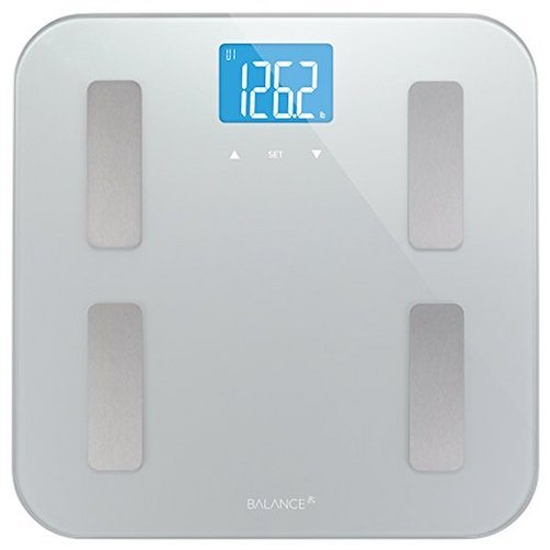 1. Balance High Accuracy Digital Body Fat Scale