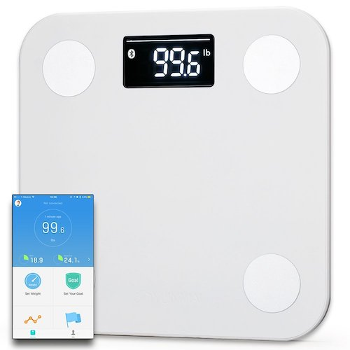 9. Yunmai Mini Smart Scale