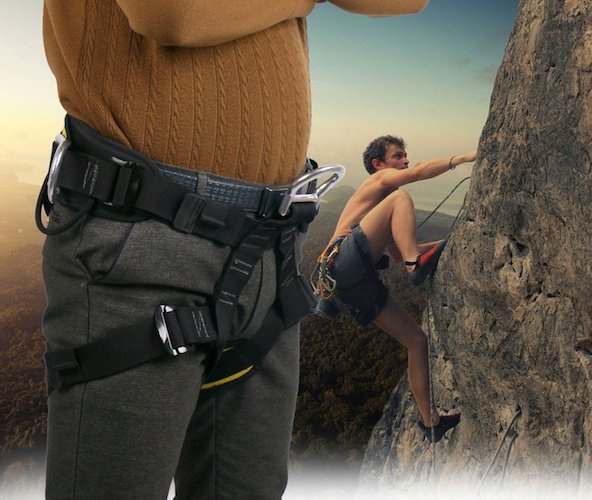 Top 10 Best Climbing Harnesses in 2017 Reviews