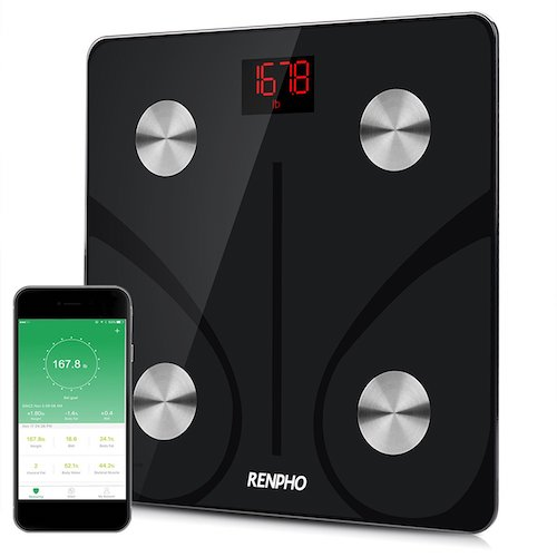 7. RENPHO Bluetooth Body Fat Scale
