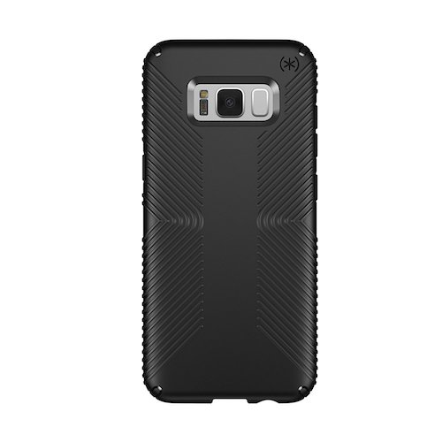 9. Speck Products Presidio Grip Cell Phone Case for Samsung Galaxy S8