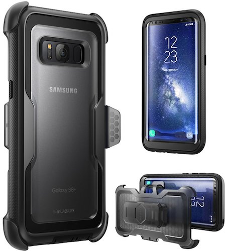 Top 10 Best Samsung Galaxy S8 Plus Cases In 2018 Reviews