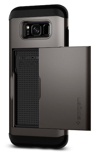 2. Spigen Slim Armor CS Galaxy S8 Plus Case