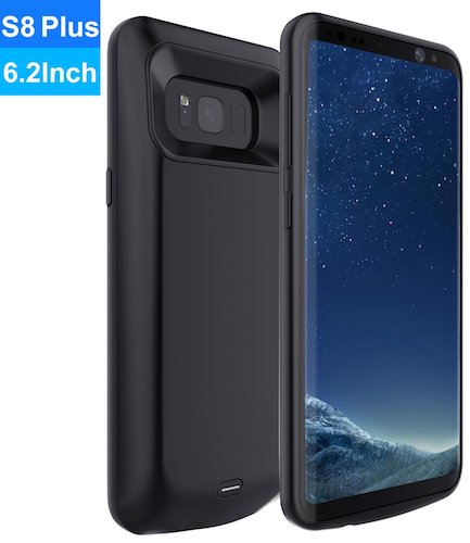 3. Galaxy S8 Plus Battery Case