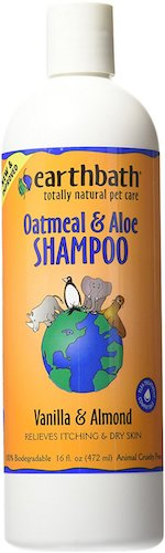 Best Dog Shampoo For Sale : 5. Earthbath all natural pet shampoo