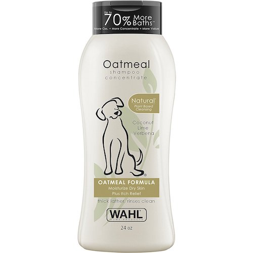 Best Dog Shampoo For Sale : 9. Wahl natural pet shampoo