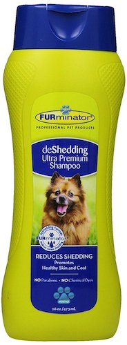 Best Dog Shampoo For Sale : 8. FURminator deShedding ultra-premium shampoo
