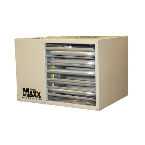 6. Mr. Heater F260560 Big Maxx MHU80NG Natural Gas Unit Heater
